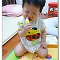 香蕉牙刷Baby Banana Brush試用 (4)