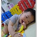 香蕉牙刷Baby Banana Brush試用 (10)