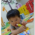 香蕉牙刷Baby Banana Brush試用 (11)