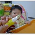香蕉牙刷Baby Banana Brush試用 (15)