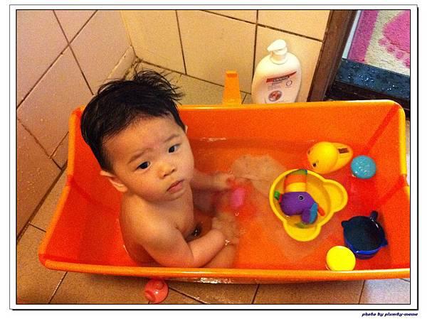 丹麥Flexi Bath 折疊式浴盆 (7)