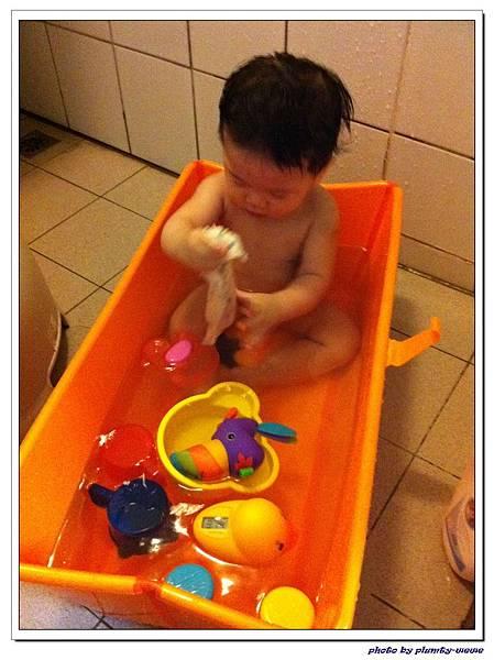 丹麥Flexi Bath 折疊式浴盆 (8)