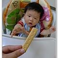 《日本和光堂》含鐵牙餅