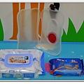 美國SKIP HOP Swipes Wipes Case 攜帶式濕紙巾盒 (9)