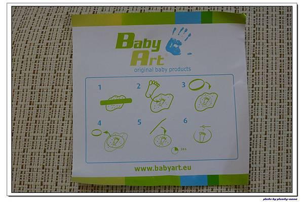 baby art腳丫製作