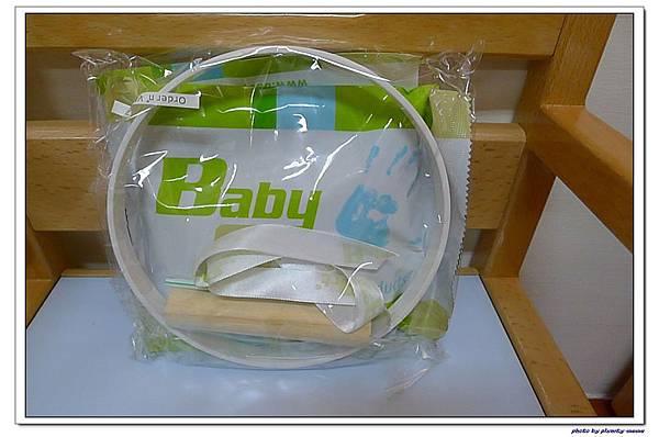 baby art腳丫製作 (4)