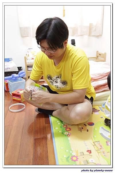 新新週歲系列-baby art腳ㄚ製作 (2)