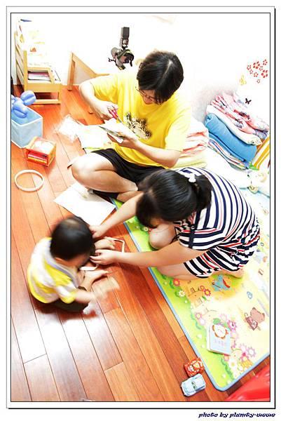 新新週歲系列-baby art腳ㄚ製作 (3)