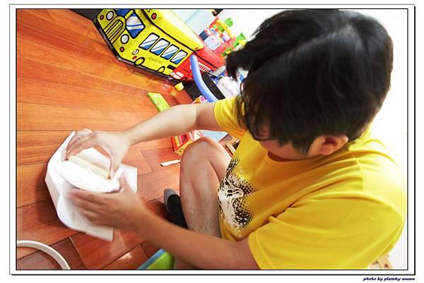 新新週歲系列-baby art腳ㄚ製作 (5)