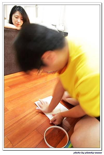 新新週歲系列-baby art腳ㄚ製作 (6)