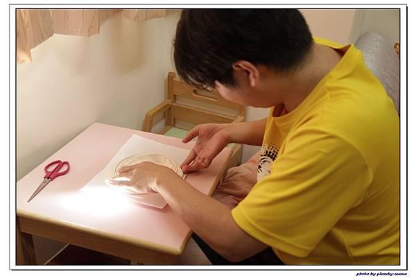 新新週歲系列-baby art腳ㄚ製作 (17)