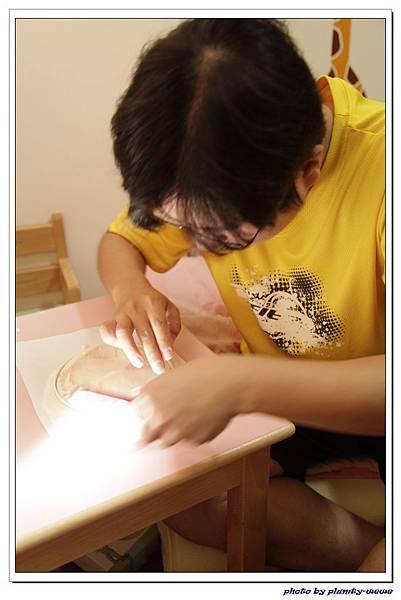新新週歲系列-baby art腳ㄚ製作 (18)