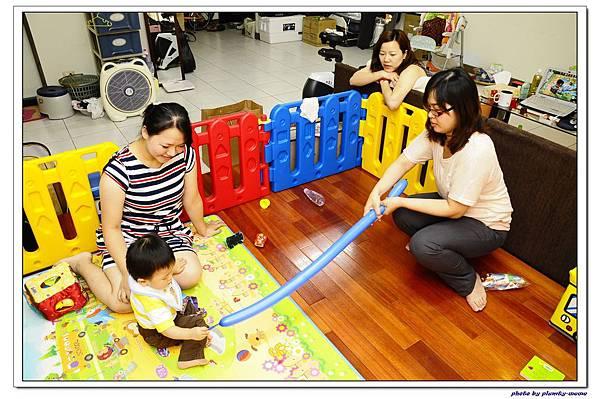 新新週歲系列-乾媽折兔氣球 (2)