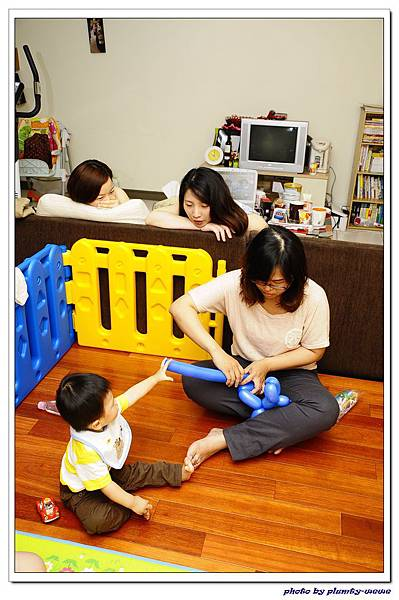 新新週歲系列-乾媽折兔氣球 (4)