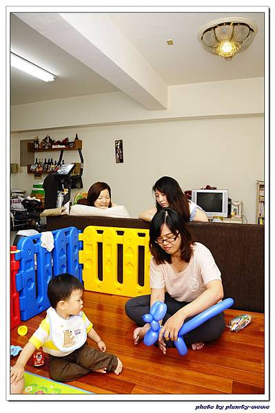 新新週歲系列-乾媽折兔氣球 (5)