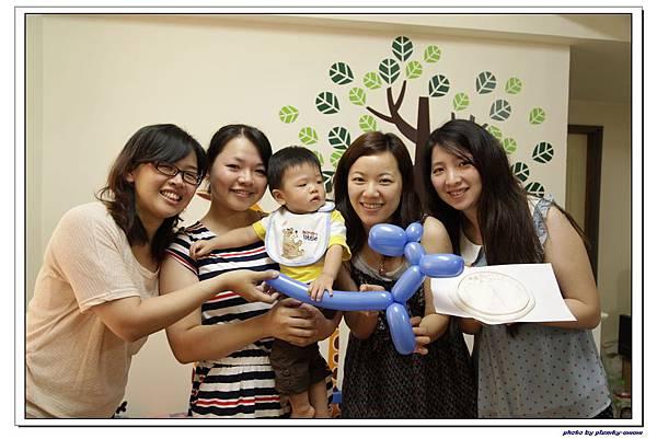 新新週歲系列-乾媽折兔氣球 (6)