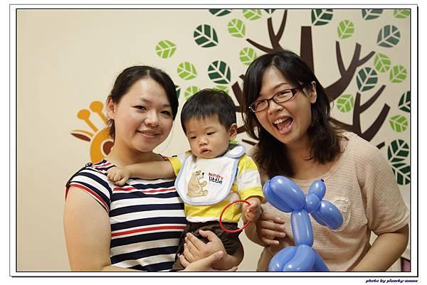 新新週歲系列-乾媽折兔氣球 (8)
