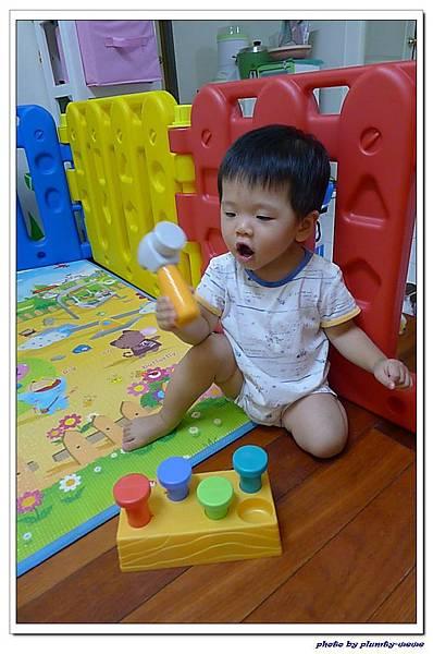 PLAYSKOOL打打敲敲樂 (9)