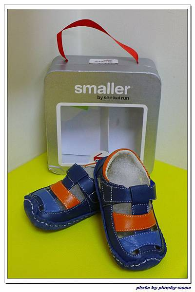 Smaller by see kai run學步鞋 (8)