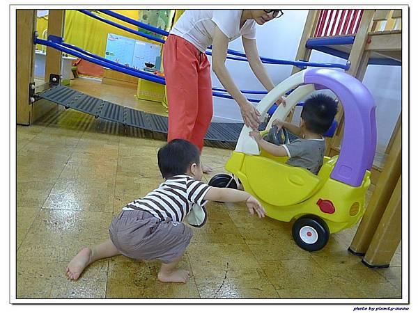 信誼親子遊戲室-ㄅㄨㄅㄨ車 (6)