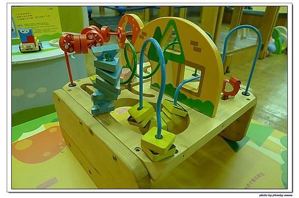信誼親子遊戲室-撥轉 動物小屋 (2)
