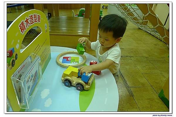 信誼遊戲室-積木造型車 (3)