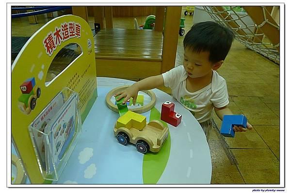 信誼遊戲室-積木造型車 (4)