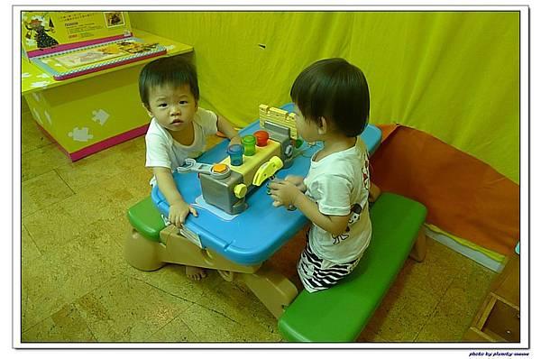 信誼親子遊戲室-工程組