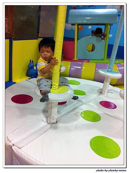 棒恰恰親子歡樂餐廳-跳跳屋 (2)