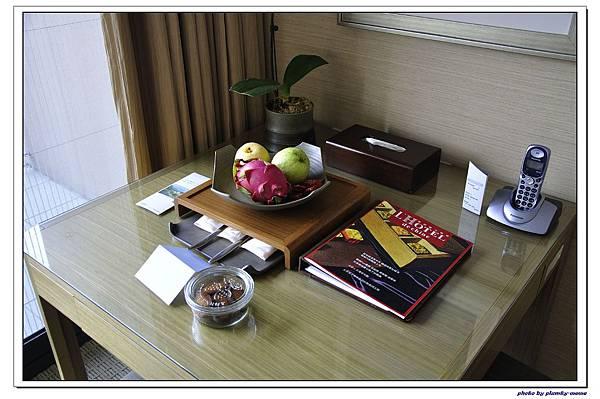 日月潭雲品酒店-山景雙床房 (6)
