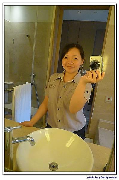 日月潭雲品酒店-山景雙床房 (32)