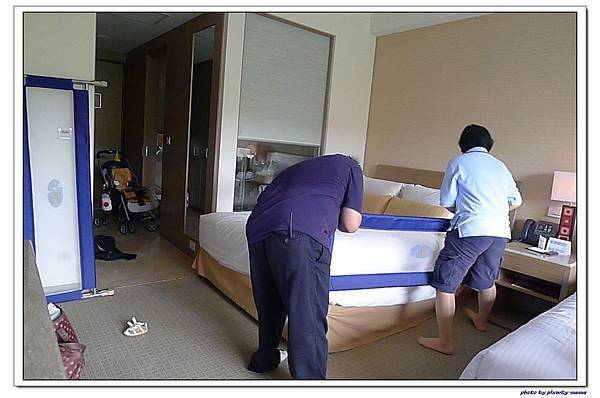 日月潭雲品酒店-山景雙床房 (40)