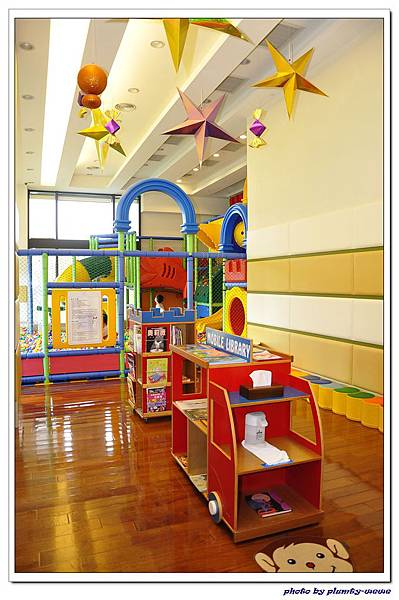 日月潭雲品酒店-兒童遊戲室 (3)