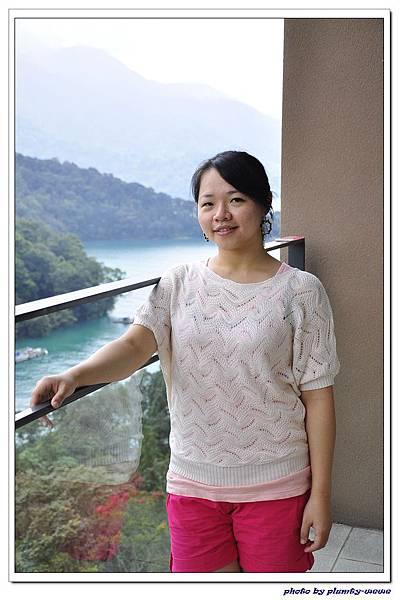 日月潭雲品酒店-母子寫真 (3)