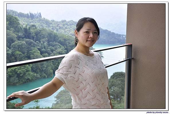 日月潭雲品酒店-母子寫真 (4)