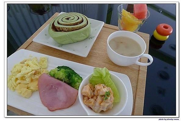 0926梨子咖啡館吃早餐 (20)