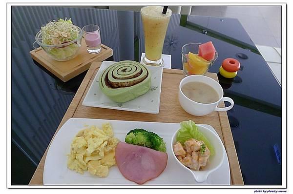 0926梨子咖啡館吃早餐 (22)