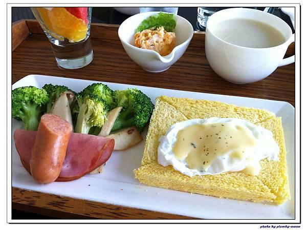 1001梨子咖啡館吃早餐 (3)
