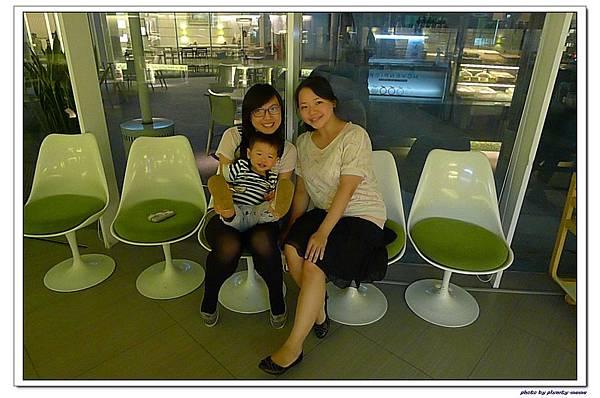 1002梨子咖啡館夜玩沙 (5)