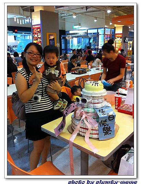台中文心家樂福遊戲愛樂園-媽媽寶寶聚會 (3)