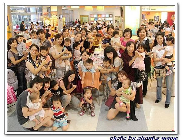 台中文心家樂福遊戲愛樂園-媽媽寶寶聚會 (4)
