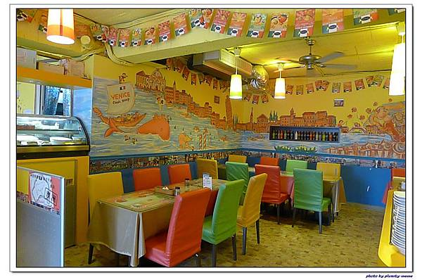 威尼斯義大利餐廳 (6)