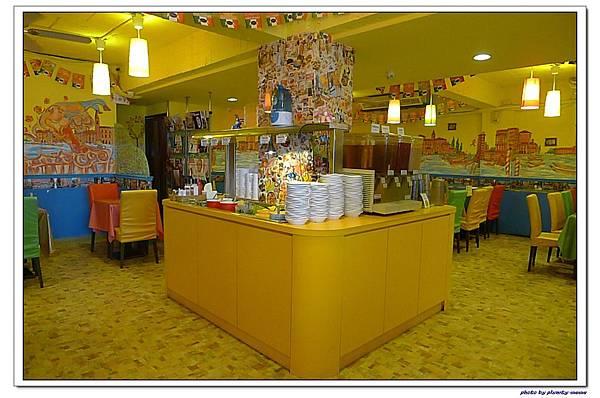 威尼斯義大利餐廳 (7)