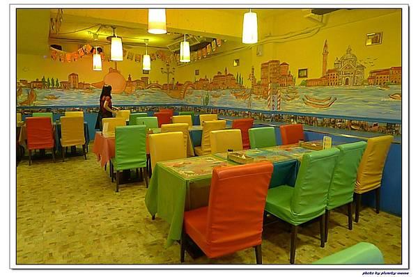 威尼斯義大利餐廳 (12)