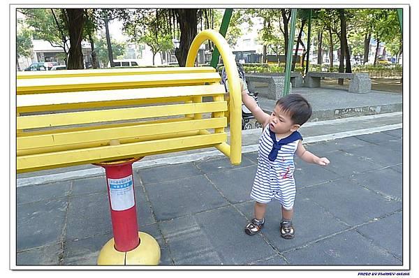 小書蟲PG-in 台中南屯南苑公園 (2)