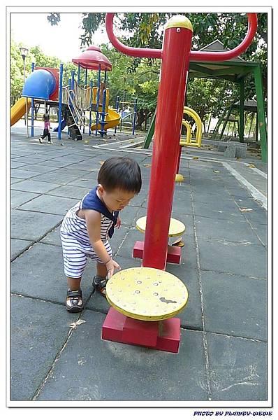 小書蟲PG-in 台中南屯南苑公園 (4)