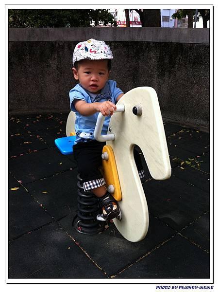 小書蟲PG in 台中南屯正心兒童公園 (2)