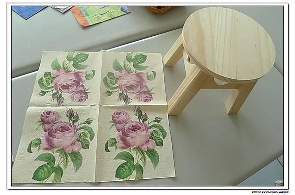 蝶谷巴特體驗課-小椅凳 (3)