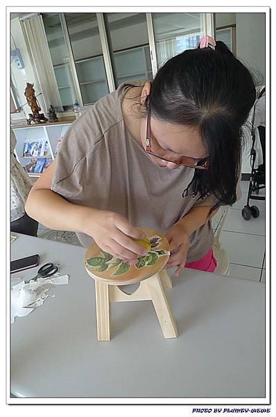 蝶谷巴特體驗課-小椅凳 (8)