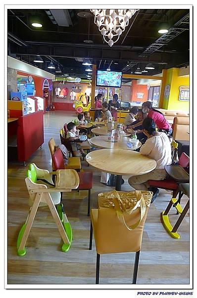 棒恰恰歡樂親子餐廳聚會 (2)